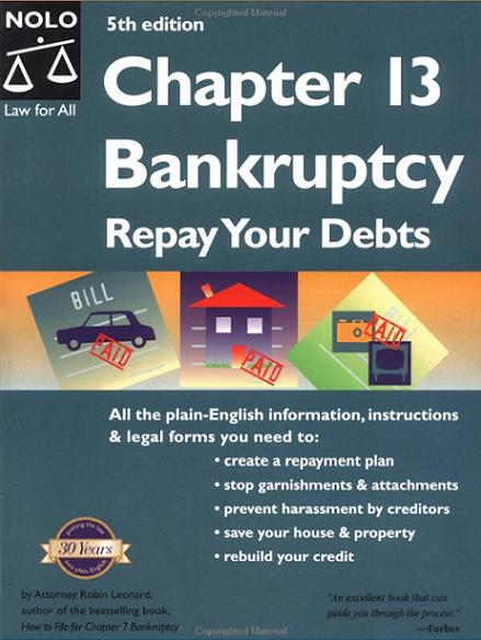 Chapter 13 Bankruptcy: Repay Your Debts